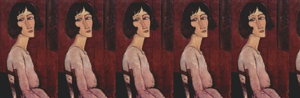 Anoressia Modigliani